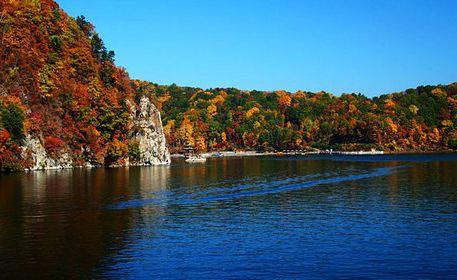 磨盤湖風景區