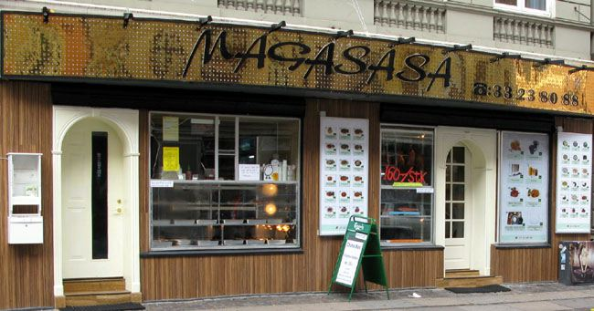 Magasasa 中餐館1