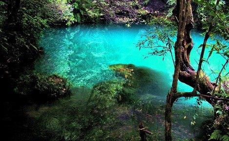 Tiexi Natural Scenic Area