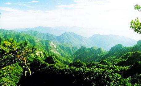 Tianbao Yanziran Protection Zone