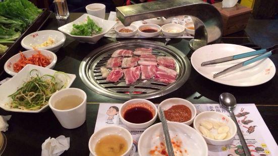 東古來韓國料理(東海東路店)