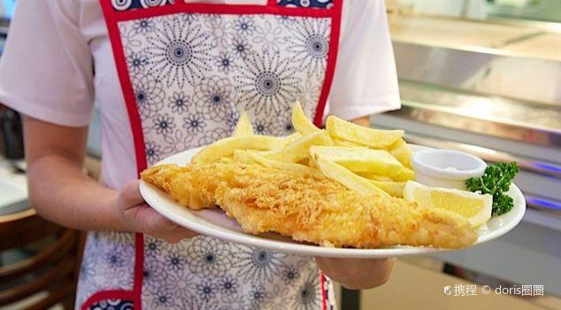 Poppie's Fish and Chips Spitalfields2