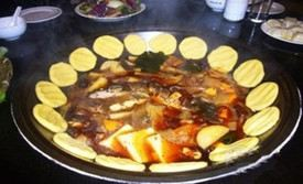 木火鐵鍋燉魚(五塔寺廣場店)