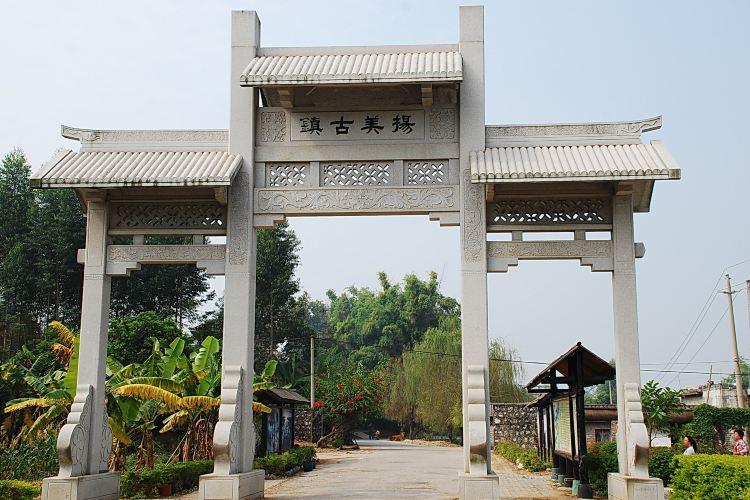 Yangmei Ancient Town1