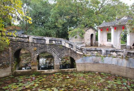 Xielu Mountain Villa Scenic Area