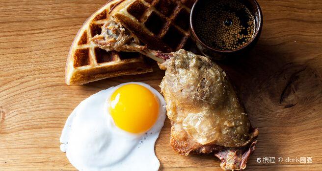 Duck & Waffle London1