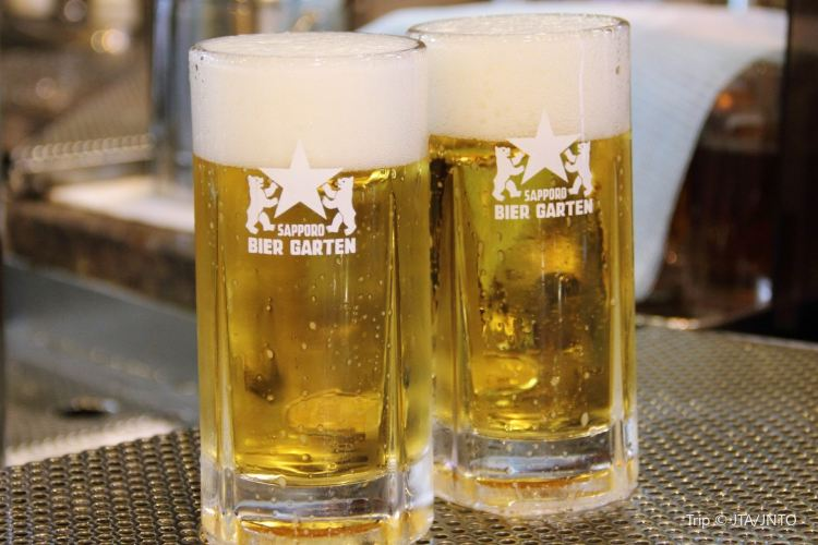 Sapporo Beer Garden3