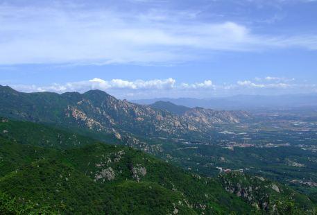 Mt. Yangtaishan Scenic Area