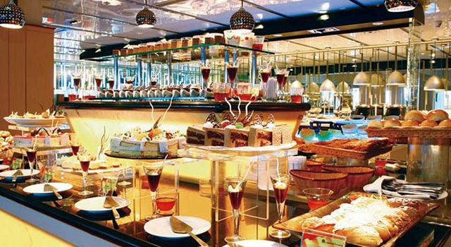 新採西餐廳(清新溫泉飯店)1