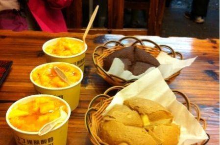 丁丁優酪乳(束河青龍橋店)