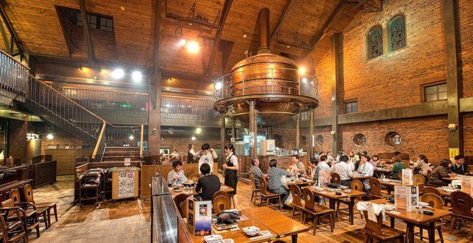 Sapporo Beer Garden1