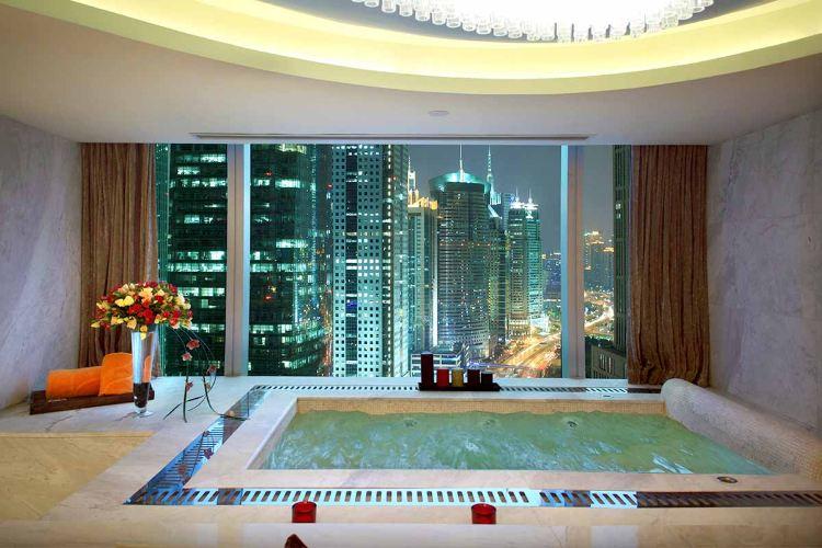 SPA at Grand Kempinski Hotel Shanghai2