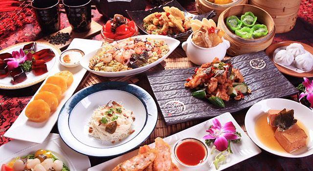 天地一家中式餐廳(清新溫泉飯店)2