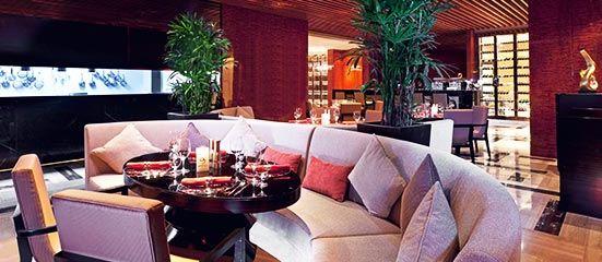 Boudoir (Wanda Westin Hotel)
