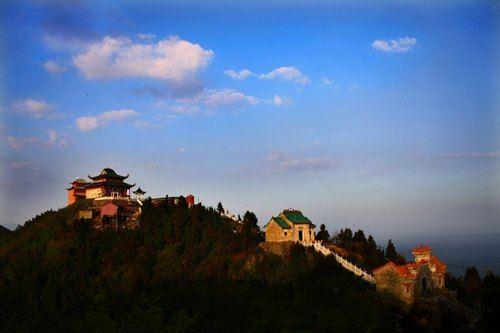 大雲山國家森林公園