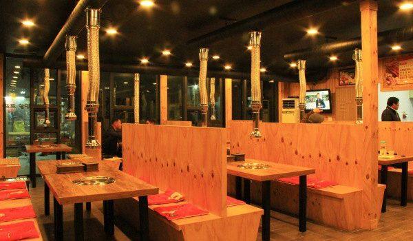 火爐餐廳2