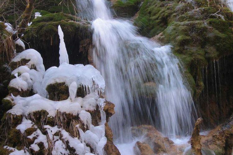 Xiongmaohai Waterfall