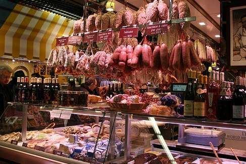 裡昂美食市場(Les Halles de Lyon Paul Bocuse)1