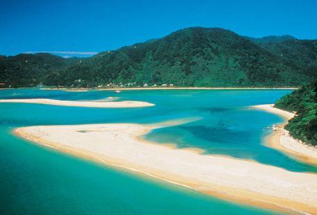 Torrent Bay in Abel Tasman National Park