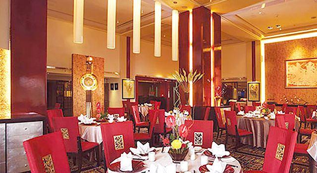 天地一家中式餐廳(清新溫泉飯店)3