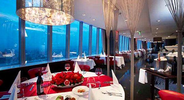 頂餐廳- 台中亞致大飯店2