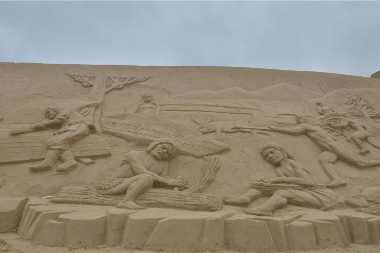 平潭沙雕園3