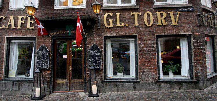 Cafe Gammel Torv