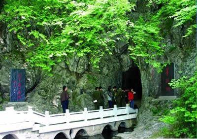 No.9 Jin Tomb in Jingpenling Mountain