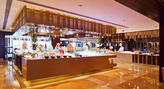 Wyndham Grand Plaza Royale Furongguo Changsha Lobby Lounge2