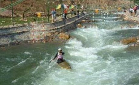 Zhangjiajie Canoe Slalom