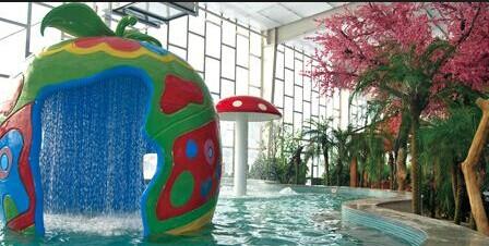 綠中海溫泉