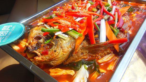 巫山烤全魚