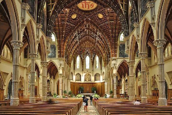 Holy Name Cathedral Parish