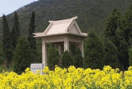 Liu Rushi's tomb