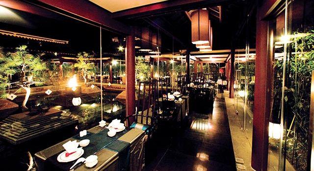 白雲中餐廳(悅榕莊酒店)1