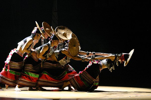 """""""Images of Yunnan"""" Performance"""