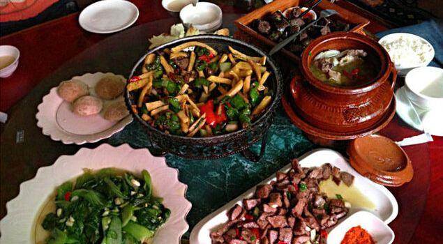 豐盛藏式餐廳