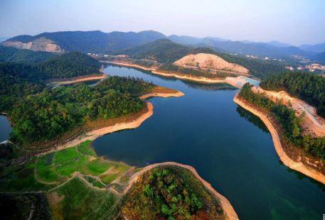 Zhao Mountain Scenic Area