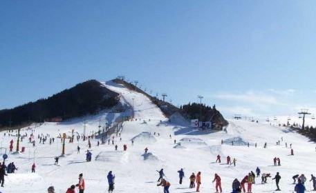 Baiqingzhai Ski Resort
