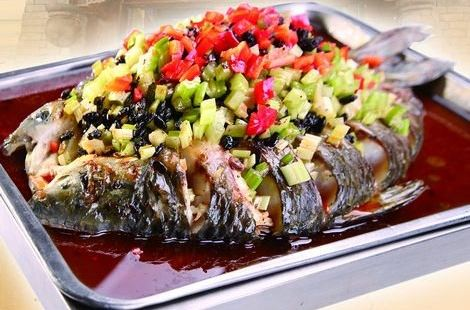 蜀江烤魚(國樂園萬達店)