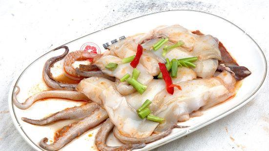 韓國烤魷魚