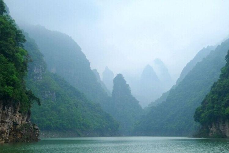 Shimen Xianhu Scenic Area3