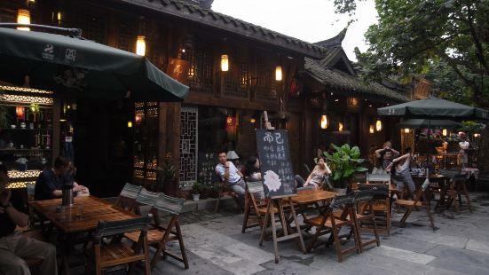 寬窄巷子中國特色商業街
