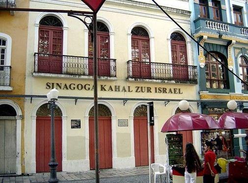 卡哈爾·祖爾以色列猶太教堂