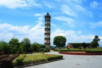 Yansi Wenfeng Tower