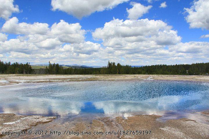 大水池噴泉