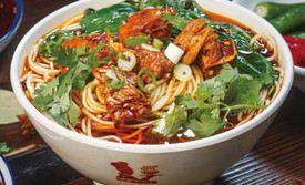 韓食風拌飯料理