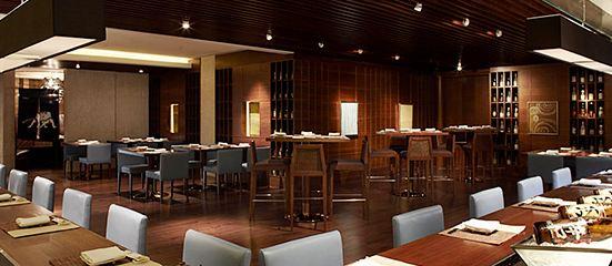 Sakitori Japanese Restaurant (JW Marriott Hotel Shanghai Changfeng Park)