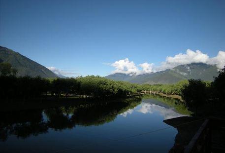 紮貢溝風景區