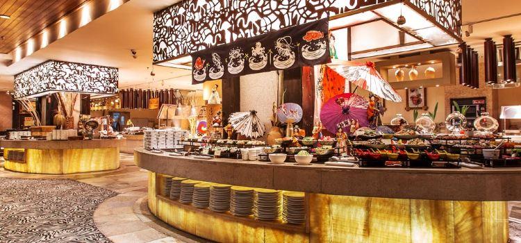 長隆酒店(廣州長隆野生動物世界店)·白虎自助餐廳1
